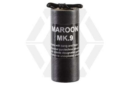 TLSFx Electric Maroon MK9 © Copyright Zero One Airsoft