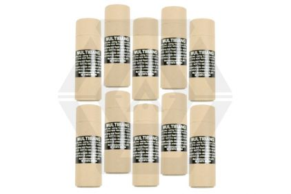 TLSFx Thermobaric Stun Grenade Multi Bang Box of 10 (Bundle)