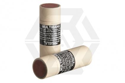 TLSFx Thermobaric Stun Grenade Multi Bang