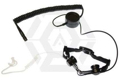 Devgru Throat Mic Set Multi Model (for All License Free Radios)