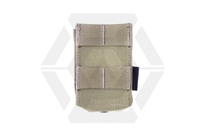 TMC MOLLE Open Top Mag Pouch for M4 (Khaki) © Copyright Zero One Airsoft