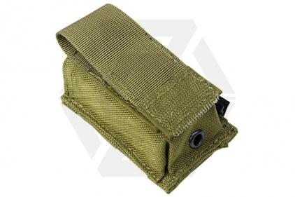 TMC MOLLE Pistol Mag Pouch (Khaki)