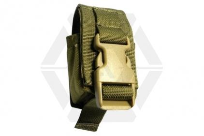 TMC MOLLE Frag Grenade Pouch (Khaki)