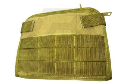 TMC MOLLE Mini Admin Pouch (Khaki) © Copyright Zero One Airsoft