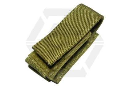 TMC MOLLE 40mm Grenade Pouch (Khaki) © Copyright Zero One Airsoft