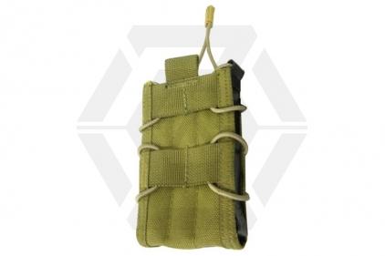 TMC MOLLE Quick Release Single Mag Pouch (Khaki)
