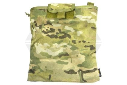 TMC MOLLE Roll-Up Dump Pouch (MultiCam)