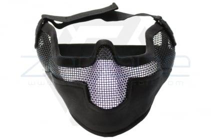 TMC Strike Mesh Mask (Black)