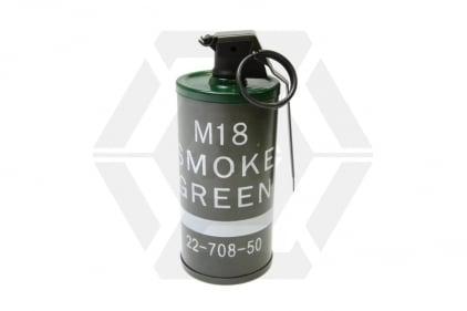 TMC Replica M18 Smoke Grenade (Green) © Copyright Zero One Airsoft