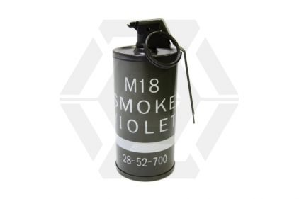 TMC Replica M18 Smoke Grenade (Grey)