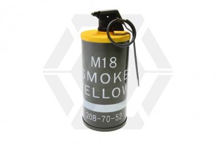 TMC Replica M18 Smoke Grenade (Yellow) © Copyright Zero One Airsoft