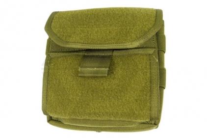 TMC MOLLE Combat Admin Pouch (Khaki)