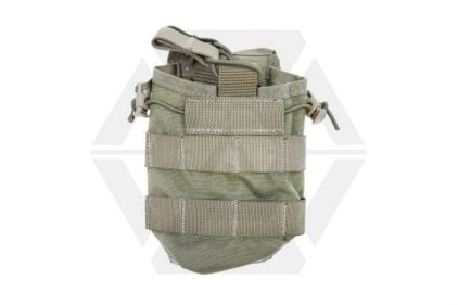 TMC MOLLE Quick Release Double Mag Pouch (Khaki) © Copyright Zero One Airsoft