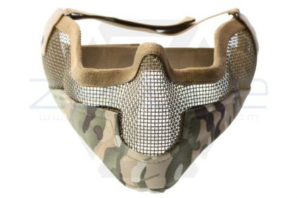 TMC Strike Mesh Mask (MultiCam)