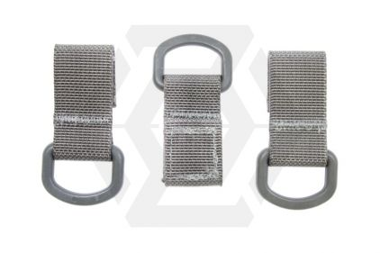 TMC MOLLE Shackle Set of 3 (Ranger Green) © Copyright Zero One Airsoft