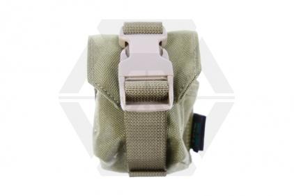 TMC MOLLE Spartan Grenade Pouch (Khaki)