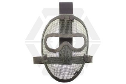 TMC Razor Mesh Full Face Mask (Ranger Green) © Copyright Zero One Airsoft