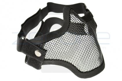 TMC Spartan Mesh Mask (Black)