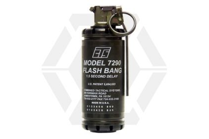TMC Replica CTS7290 Flashbang Grenade © Copyright Zero One Airsoft