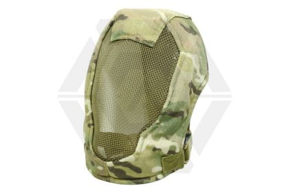 TMC Extreme Mesh Full Face Mask (MultiCam)