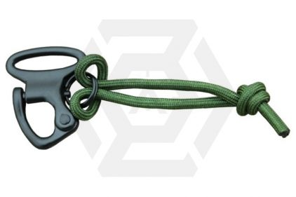 TMC 1 Inch Quick Release Snap Shackle (Olive) © Copyright Zero One Airsoft