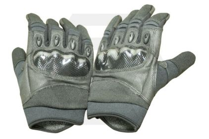 TMC Tactical Gloves (Black) - Size Large © Copyright Zero One Airsoft