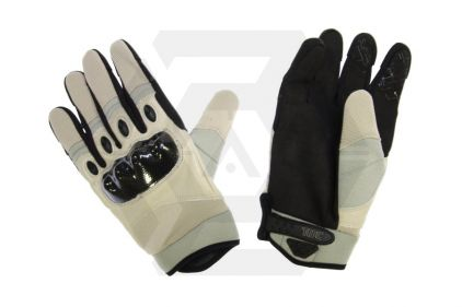 TMC Tactical Gloves (Khaki) - Size Large