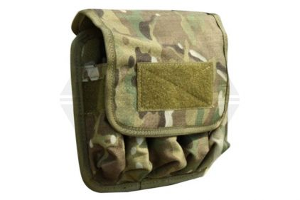TMC MOLLE 5-in-1 Pistol Mag Pouch (MultiCam)