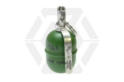 TMC Replica Russian RGD-5 Fragmentation Grenade