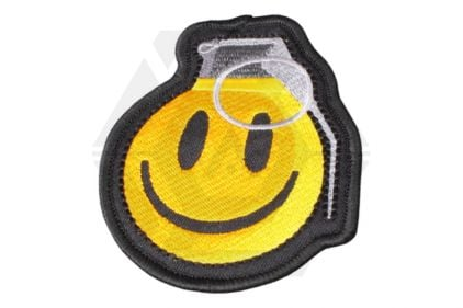 TMC Velcro Patch 'Grenadeticon Joyface'