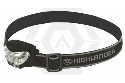 Highlander Vision 2+1 LED Head Torch