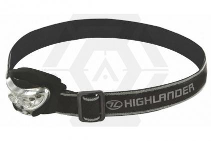 Highlander Vision 2+1 LED Head Torch