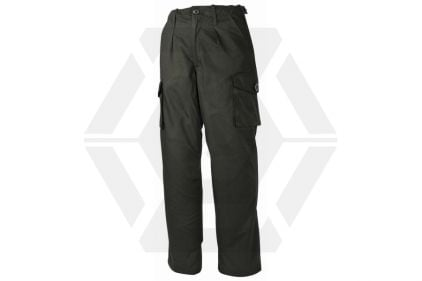 "British Style Soldier 95 Police Trousers (Black) - Size 34"" © Copyright Zero One Airsoft"