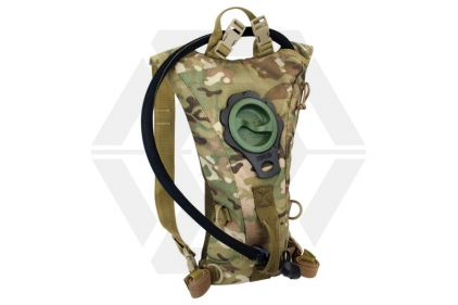 Highlander Trojan Hydration Pack (MultiCam)