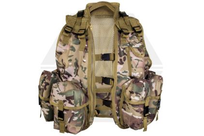Highlander Cadet Assault Vest (Multicam)
