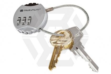 True Utility Combi Lock
