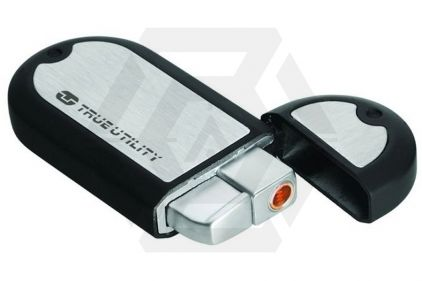 True Utility Oval Turbo Jet Lighter