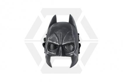 EB 'Batman' Plastic Half Face Airsoft Mask © Copyright Zero One Airsoft