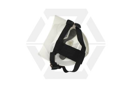 EB 'Anonymous' Plastic Half Face Airsoft Mask