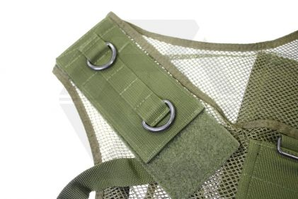 Mil-Force Special Action Tactical Vest (Olive)