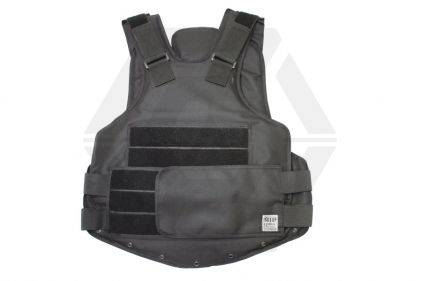Mil-Force Seal Team Protection Vest (Black)