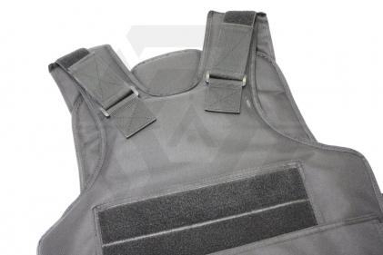 Mil-Force Seal Team Protection Vest (Black)