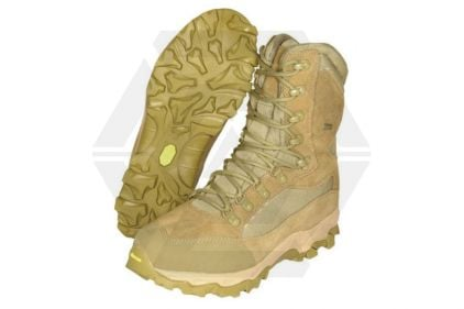 Viper Elite-5 Waterproof Tactical Boots (Coyote Tan) - Size 7 © Copyright Zero One Airsoft