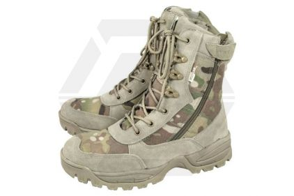 Viper Special Ops Boots (MultiCam) - Size 9