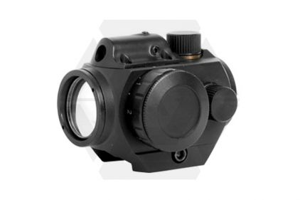 NCS Micro Green Dot Sight with Integrated Red Laser