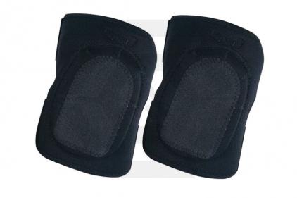 Viper Neoprene Elbow Pads (Black)