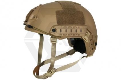 Viper Fast Ballistic Style Helmet (Tan)