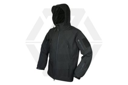 Viper Special Ops Soft Shell Jacket (Black) - Size Extra Extra Large