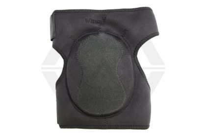 Viper Neoprene Knee Pads (Black) © Copyright Zero One Airsoft