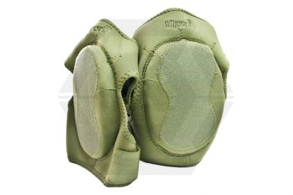 Viper Neoprene Knee Pads (Olive)